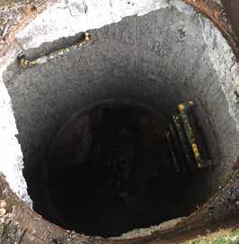 Sewer Manhole Repair