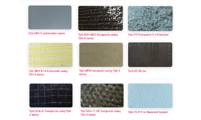 What are the applications of The Tyfo Fibrwrap System