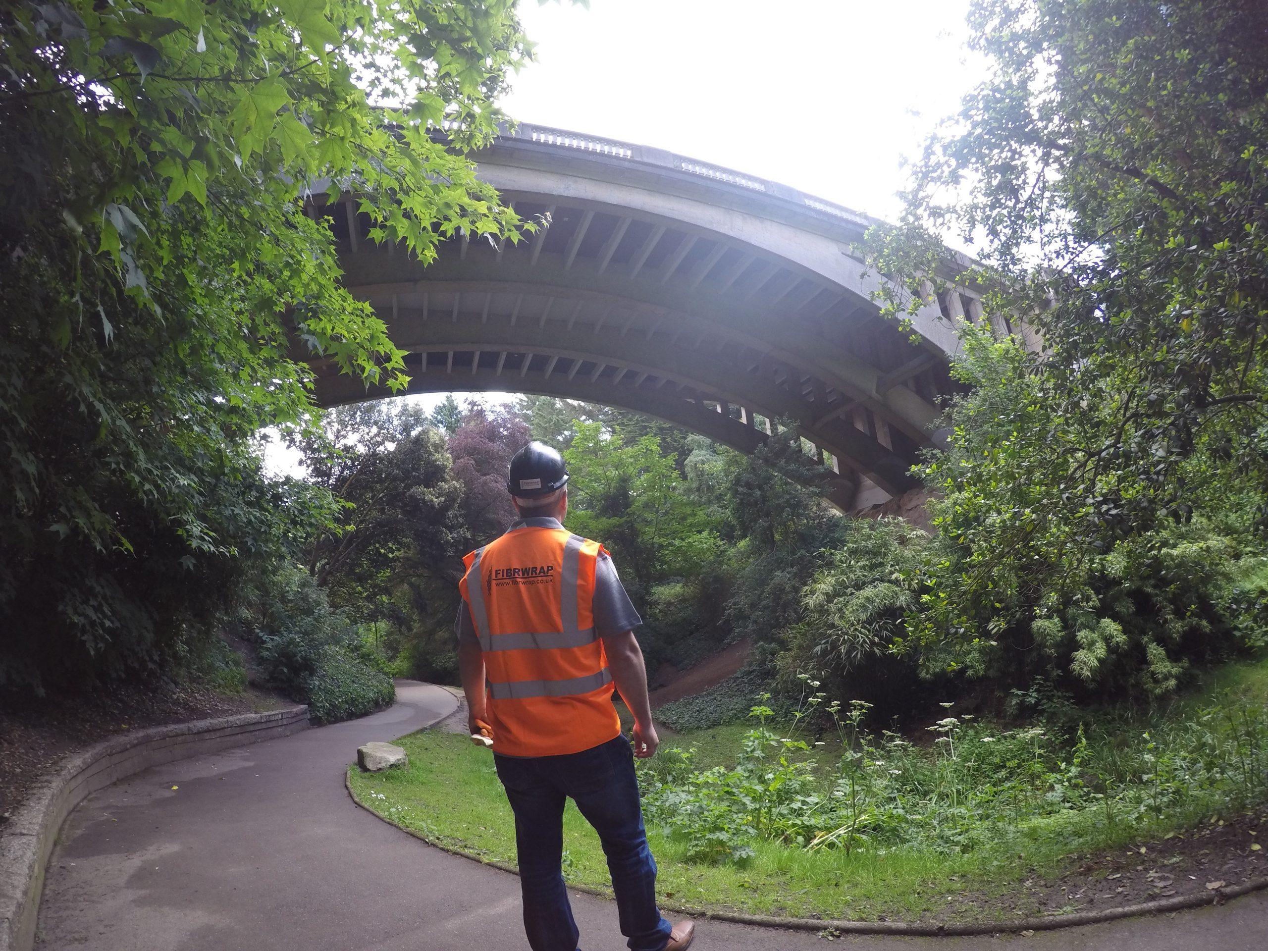 Bridge Deck Strengthening