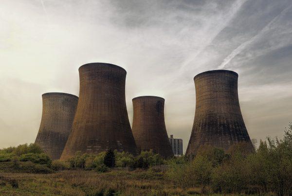 Hinckley Point B Nuclear Flask Wash Coating